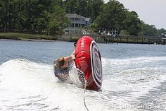 Tubing!  I can do it, just not well! @angie