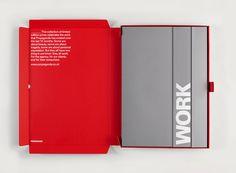 portfolio book in box Portfolio Book, Portfolio Design, Portfolio Ideas, Book Design Layout, Print Layout, Event Poster Design, Leaflet Design, Corporate Design, Corporate Style
