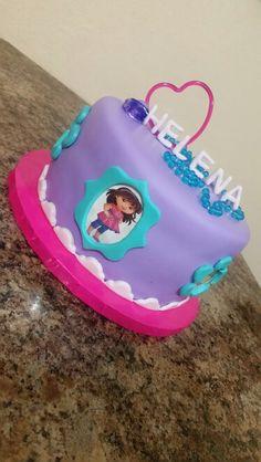 Dora and Friends Cake