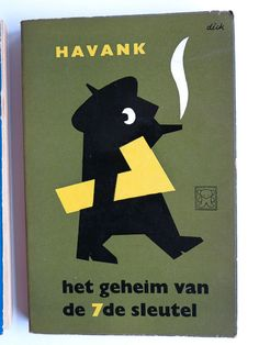 Dick Bruna book cover the shadow  Dutch by CollectionWonderland