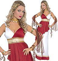 Imperial Empress - Adult Costume Fancy Dress