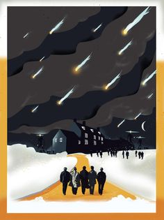 Movie Friday: 8 Alternative Movie Posters for 'The World's End' Minimal Movie Posters, Minimal Poster, The World's End Movie, Gaming Posters, Film Posters, Everything Film, Superhero Poster, Alternative Movie Posters, End Of The World