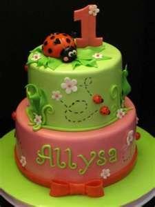 Image detail for -Ladybug Cakes | Birthday Cakes