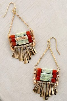Jata Earrings - anthropologie.com