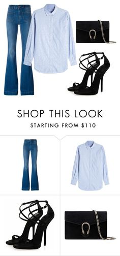 """""""hjvjh"""" by v-askerova on Polyvore featuring мода, STELLA McCARTNEY, Closed и Gucci"""