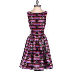 Kate Spade Carolyn Dress ($478) ❤ liked on Polyvore