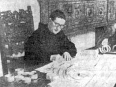 """Father Ernetti is fascinating not just because of his work as an exorcist in the Venice region, but more especially because of his work on the """"chronovision"""". In the 1960s he is said to have claimed he constructed a time viewer of sorts in the 1950s, as part of a group that supposedly included Nobel Laureate Enrico Fermi and Wernher von Braun. The machine was called the Chronovisor, and could allegedly see and hear events of the past."""