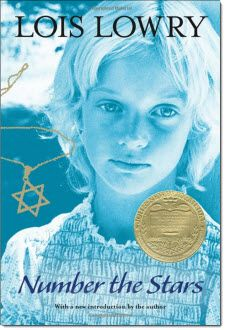 This story is about two preteen girls who live in Denmark during World War II. It's a Historical Fiction book that comes highly recommended for Literature Circles. See this and other Historical Books for Literature Circles here.