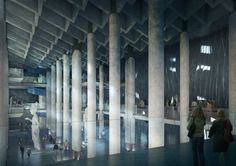 Project - Museum of Underwater Antiquities - Architizer