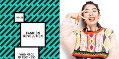 #FASHREV 2015: WHO MADE MY CLOTHES? via ConsciousLivingTV.com