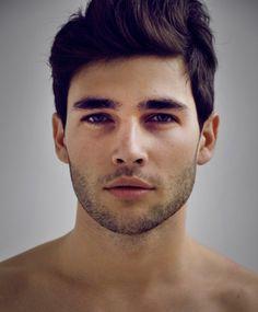 Perfect amount of facial hair. Beautiful Men Faces, Gorgeous Men, Moustache, Handsome Faces, Men Handsome, Interesting Faces, Male Face, Good Looking Men, Male Beauty