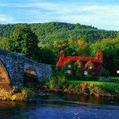 Wales - Duffryn Beusych