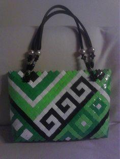 milka76 / Ručne vyrobená kabelka