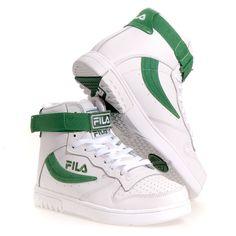 261a40c4ab8 Fila Fx-100 Sl Hi Men s Basketball shoes...love this style Men s