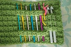Alli Crafts: Free Pattern: Star Hook Case