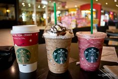 Passion Tea with Apple Juice Hot Chocolate with Hazelnut Vanilla Bean Frappuccino with Extra Cream Chai Tea Latte with Vanilla Frappuccino with Apple Juice Starbucks Secret Menu, Starbucks Drinks, Starbucks Coffee, Hot Coffee, Coffee Drinks, Coffee Time, Coffee Shop, Coffee Maker, Latte