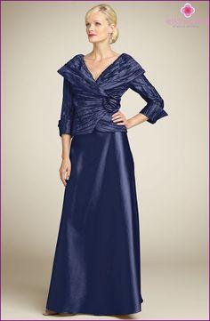 Svadobné šaty pre matku nevesty a ženícha Formálne Šaty 24a6bf239b