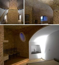 French bastion - tower bedroom hallway renovation<--- I would love a tower!!!