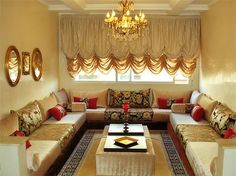 15 outstanding moroccan living room designs | living spaces
