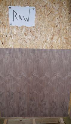 #RAW Walnut Board #acoustics #wood #walnut #pattern #design