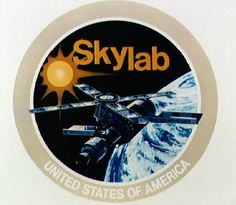 Skylab was America's first experimental space station launched in 1973.