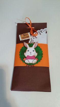 Embalagem de Páscoa. Veja mais em www.Kaqfez.blogspot.com