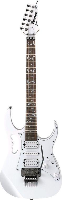 Ibanez JEMJR-WH JEM JR weiss Steve Vai Cutaway Humbucker Singelcoil E-Gitarresparen25.com , sparen25.de , sparen25.info