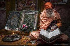 The Prayer (Varanasi, India)