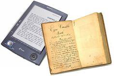 Com la tecnologia va canviar la forma de llegir. De paper a pantalla .