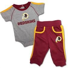c38853e62  Redskins baby gear. Washington Redskins