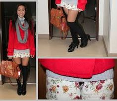 Image result for scarves with laces