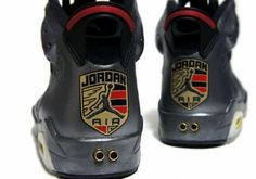 "Air Jordan 6 ""Porsche 911″ Custom – Turbo Charge Your Kicks"