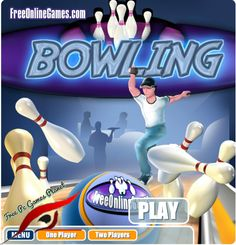 Play Bowling Games Online. Play free sports games online no need to download play free games online. Play Bowling Games Online game free.