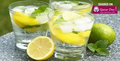 Detox Water for Flat Belly, Craving Control & Cleansing | Health | Blog  | Qatar Day