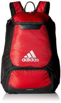 adidas Stadium Team Backpack Mesh Backpack, Laptop Backpack, Backpack Bags, Shoulder Strap Bag, Camping Gear, Soccer, Backpacks, Adidas, Unisex