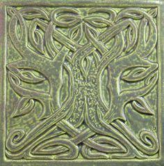 #tree #tile #celtic