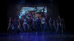 "Modern Dance ""NO WAR"" del M° Sandro Bilotta- Scuola Bilotta's Dance Acad..."