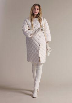 Пальто пуховое NAUMI N17 01 00