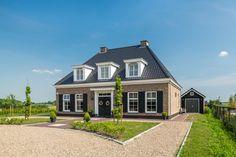 Cute House, Villa, Bungalow, House Plans, Interior Design, House Styles, Inspiration, Modern, Sketch