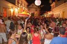 Carnaval em Paraty...