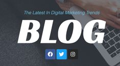 Check out our marketing blog for the most up to date digital marketing trends. Digital Marketing Trends, Marketing Tactics, Marketing And Advertising, Social Media Marketing, Business Management, Understanding Yourself, Brand You, How To Plan, Learning