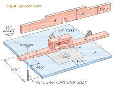 Simple Router Table - Popular Woodworking Magazine