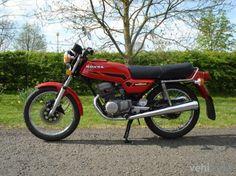 Honda CB 125 Twin 1979 ^^