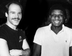 Danny Krivit and Larry Levan paradise garage Vinyl Music, Dj Music, Music Icon, Dance Music, House Music, Music Is Life, Larry Levan, Paradise Garage, Richard Long