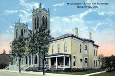 Steubenville Ohio, Westminster Church