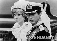 Princess Di and Prince Charles