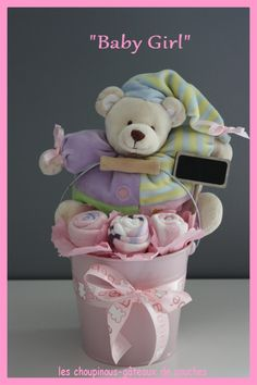 Etsy - Shop for handmade, vintage, custom, and unique gifts for everyone Baby Tips, Baby Hacks, Baby Shower Cakes, Baby Shower Gifts, Pamper Cake, Cake Baby, Edible Arrangements, Diaper Cakes, Gift Baskets