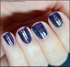 CrowsToes Jotunheim - The Nine Realms Collection *Swatch by Pamper with Polish*