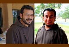 Dos frailes capuchinos mexicanos para una nueva misión en el extranjero