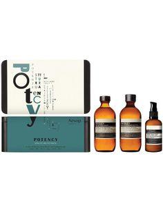 Aesop - Potency - Parsley Seed Skin Care